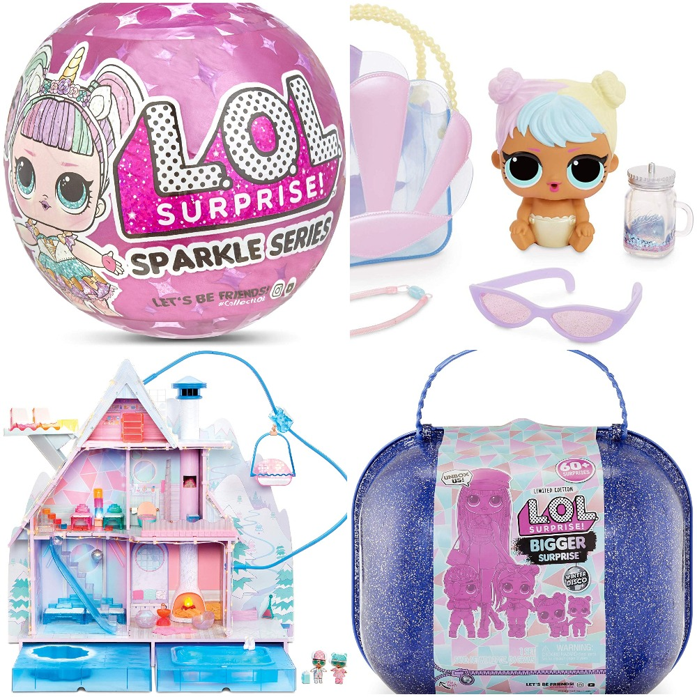 Lol Surprise Gift Set GREAT HOLIDAY GIFT