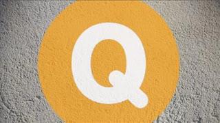 Murray Sesame Street sponsors letter Q. Sesame Street Episode 4320 Fairy Tale Science Fair season 43