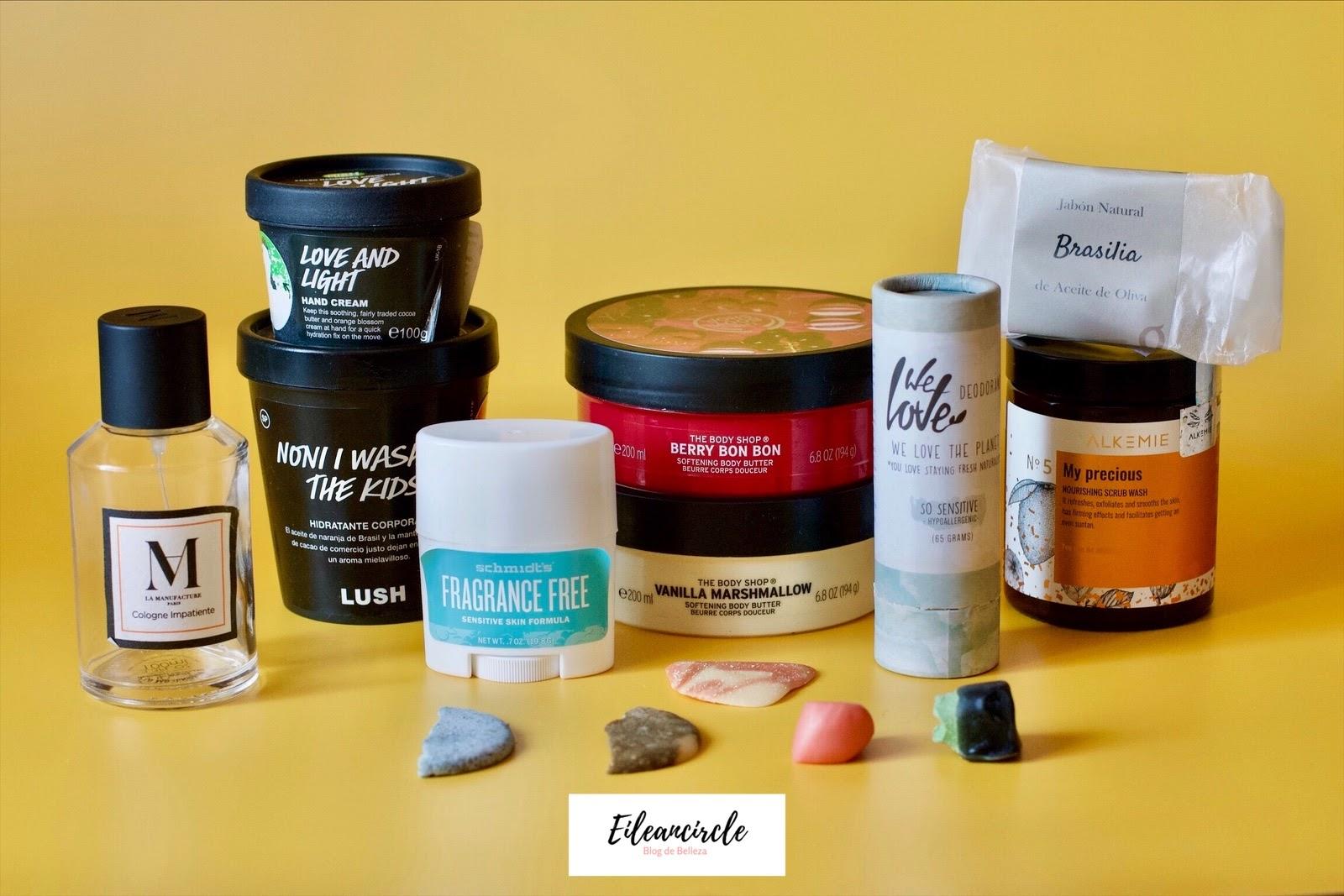 productos terminados, productos acabados, cosmética nicho