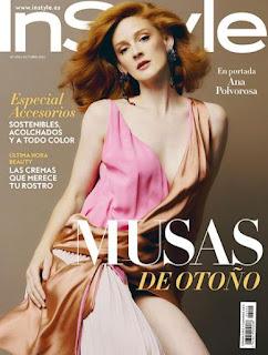 #Instyle #revistaoctubre #regalosrevistas #mujer #woman