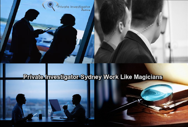 Private Investigator Sydney
