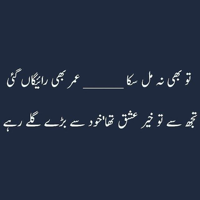 Urdu Poetry, Best Urdu Poetry-Romantic Shayari