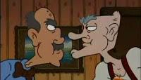 Oye Arnold - Los Viejos Rivales (Temporada 5 Capítulo 3.2)