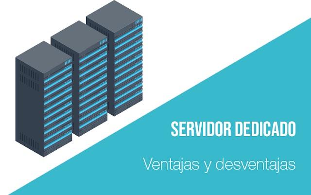 5 ventajas de un servicio de hosting dedicado
