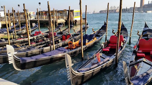 giro in gondola venezia