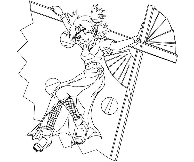 Temari Manga