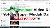 Cara Download Video Youtube Di Laptop Sekali Klik