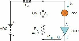 Electrical and Electronics Engineering: DC thyristor