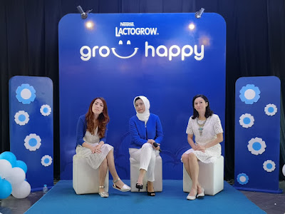 narasumber workshop Grow Happy Parenting