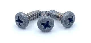 Custom Painted Sheet Metal Screws