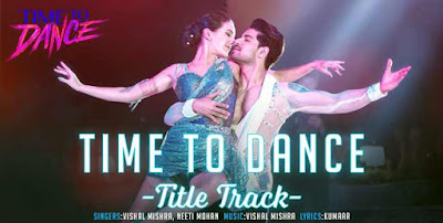 Time To Dance Tittle Track Song by Vishal Mishra