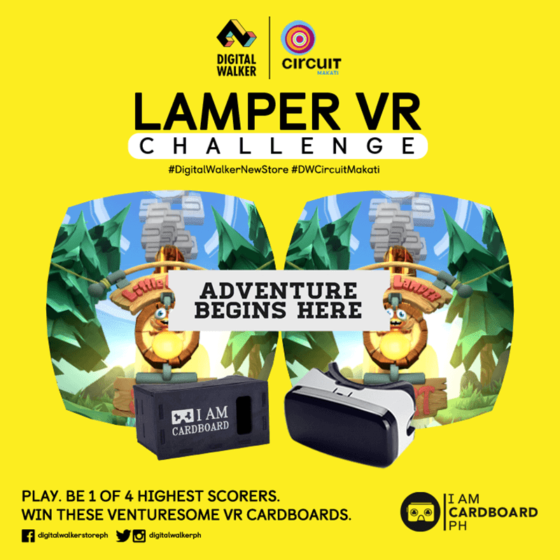Lamper VR Challenge