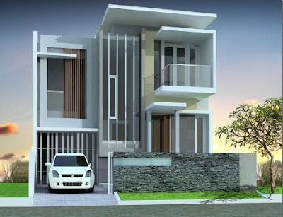foto desain Rumah Mewah 2 Lantai & Foto Rumah Mewah 1 dan 2 Lantai Di Indonesia 2017 - Foto Rumah Mewah ...