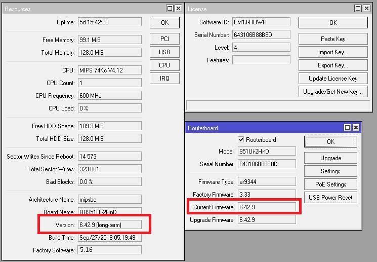 Pentingkah Upgrade Firmware dan RouterOS pada MikroTik