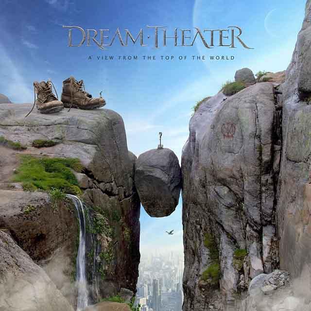 """Ο δίσκος των Dream Theater - """"A View from the Top of the World"""""""