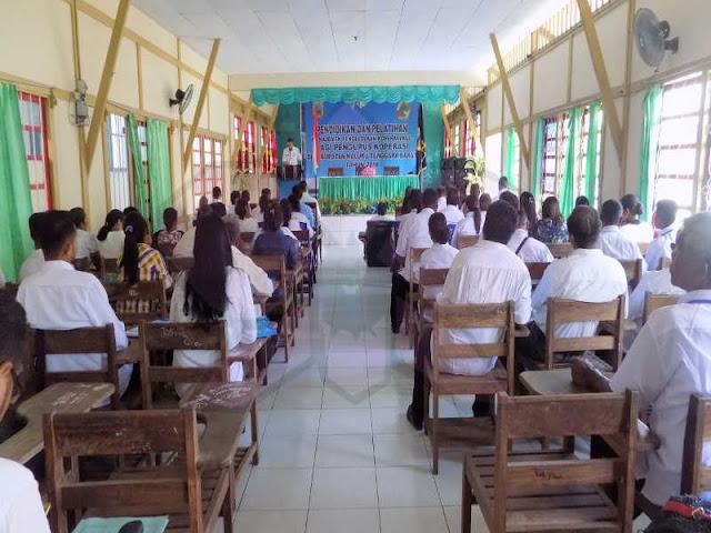 Petrus Fatlolon Harapkan UMKM dan Koperasi Tingkatkan Kemitraan Usaha
