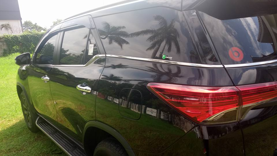 jasa pasang kaca film 3M™ untuk mobil Honda HR-V