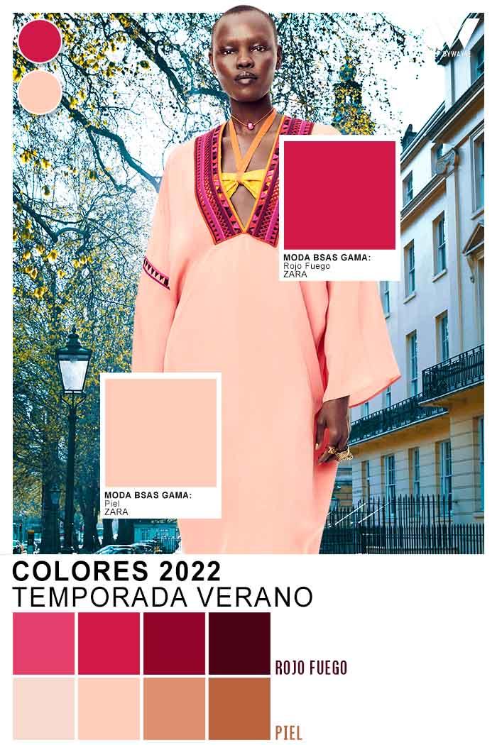 moda 2022 colores