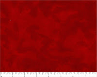 Red Tone on Tone Fabric