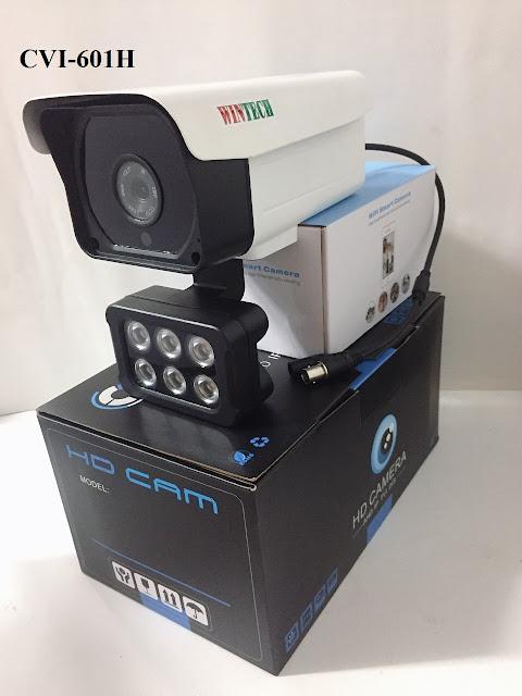 Camera CVI WinTech CVI-601H Độ phân giải 2.0 MP