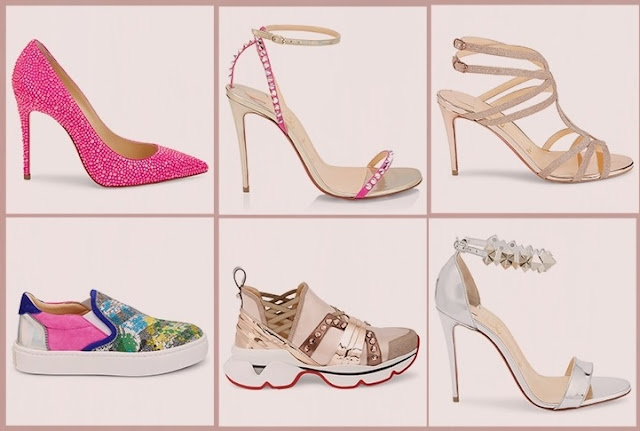 Christian Louboutin's Latest Collection