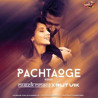 Pachtaoge (Remix) - Muszik Mmafia x Rutvik [NewDjsWorld.Com]