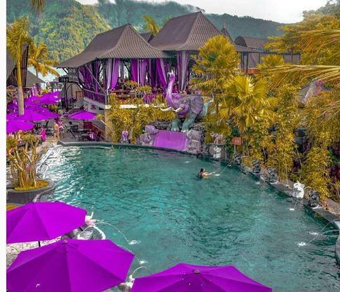 Wisata Pemandian Toya Bungkah Kintamani