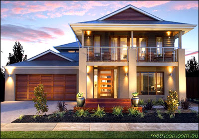 Contoh Gambar Rekabentuk Rumah Impian Mewah