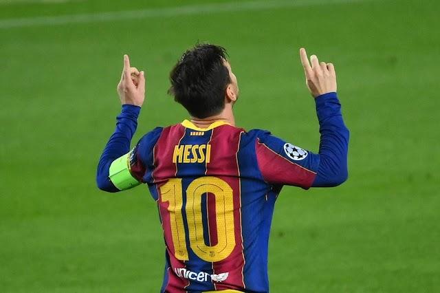 Lionel Messi Menginspirasi Barcelona Menang atas Juventus Ttanpa Cristiano Ronaldo