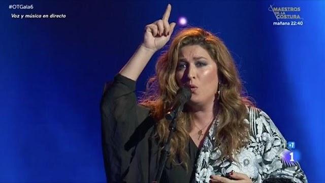 Estrella Morente cambia la letra de 'Volver' en defensa de la tauromaquia y surge el revuelo en las redes sociales
