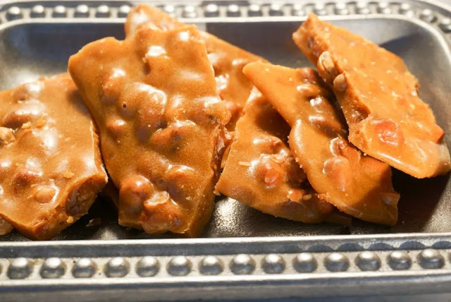 Extra Buttery Peanut Brittle