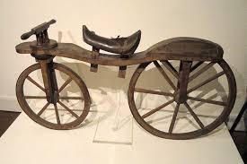 İlk bisiklet ne zaman icat edildi?