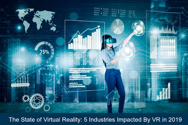 The State of Virtual Reality: 5 Industries Impacted By VR in 2019
