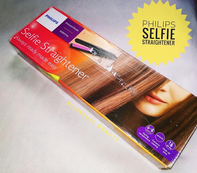Philips Selfie Straightener Review