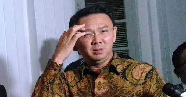 PK Ahok Ditolak MA, Eggi Sudjana Tertawa