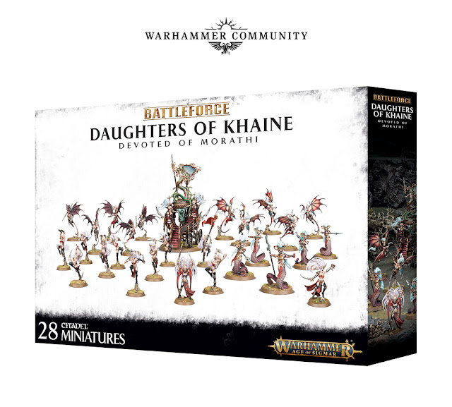 Battleforce Daughters of Khaine