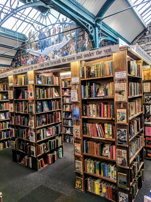 What to do when it rains in North East England   20+ places to visit with kids - Barter Books Alnwick