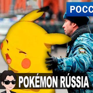Um YouTuber russo pode encarar a prisão por sete anos, após jogar Pokemon Go dentro de uma igreja