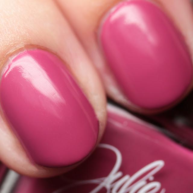 Julie G Nails 70211 Faith