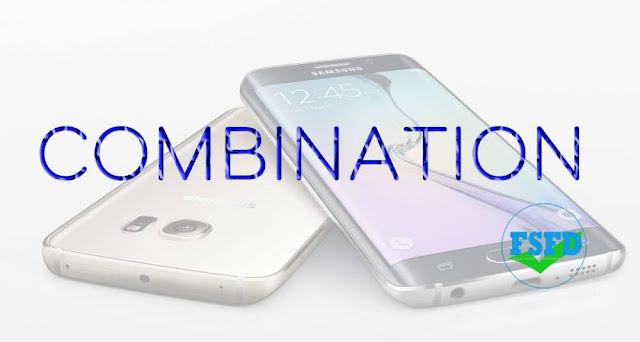 روم كومبينيشن Galaxy Xcover 4 SM-G390W لحل مشاكل FRP و DRK