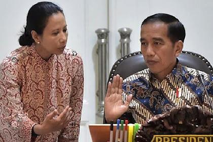 Pengamat: Jokowi, Tak Ada Alasan Lagi Untuk Pertahankan Rini Soemarno
