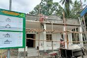 Sebelum Ada TMMD, Masjid Tola Dulu Dibangun Dengan Sumbangan Petani Berupa Jagung