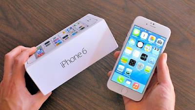 Dien thoai iPhone 6 lock chinh hang