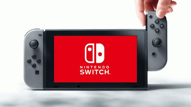 نينتندو تتحدث عن نظام التخزينات في جهازها Nintendo Switch