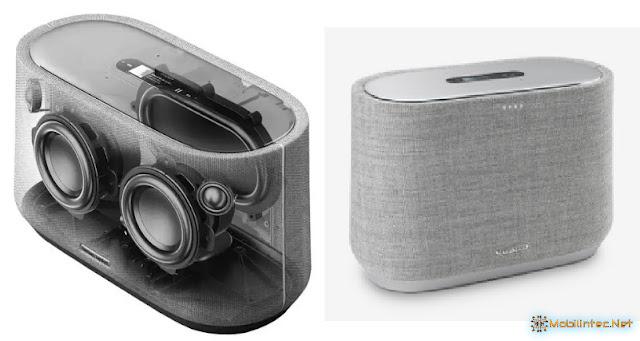 Harman Kardon Citation 300 google home smart speakers