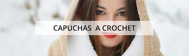 [Ropa y Accesorios] Capuchas a Crochet