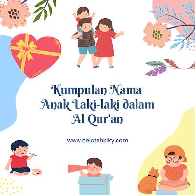 Inspirasi nama anak laki-laki dalam al quran