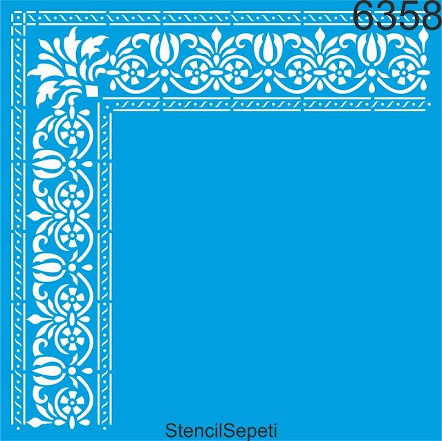 Трафареты орнаментов и узоров для стен Симферополь