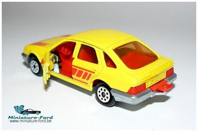 Majorette, Ford Sierra