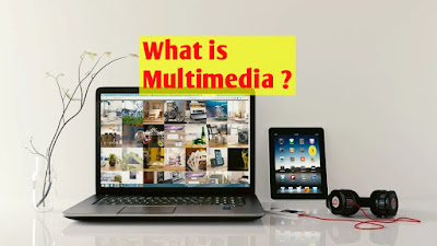 What is multimedia, Multimedia definition